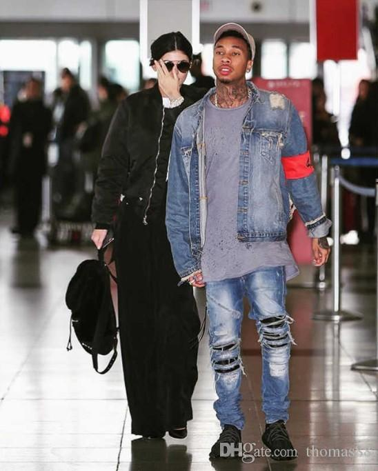 Fall Kanye West Clothes Streetwear Mens Autumn Winter