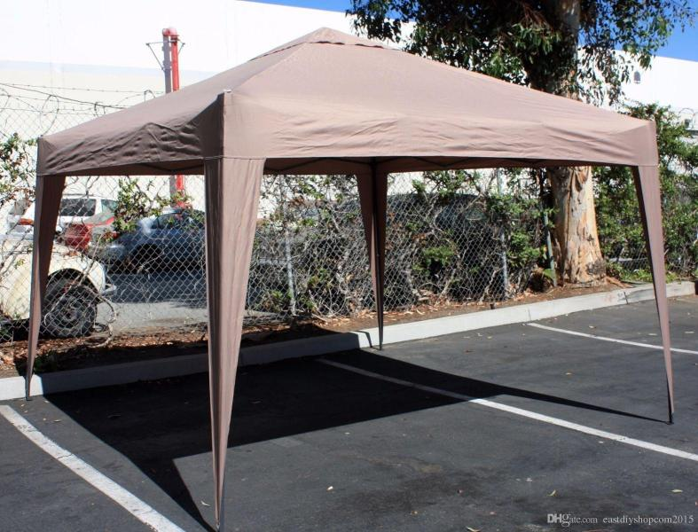 Lightweight And Portable Outdoor Shade Shelter Ez Pop Up 10  X 10     Lightweight And Portable Outdoor Shade Shelter Ez Pop Up 10  X 10  Party  Tent Patio Folding Gazebo Canopy No Kill Cat Shelter Shelter Me From