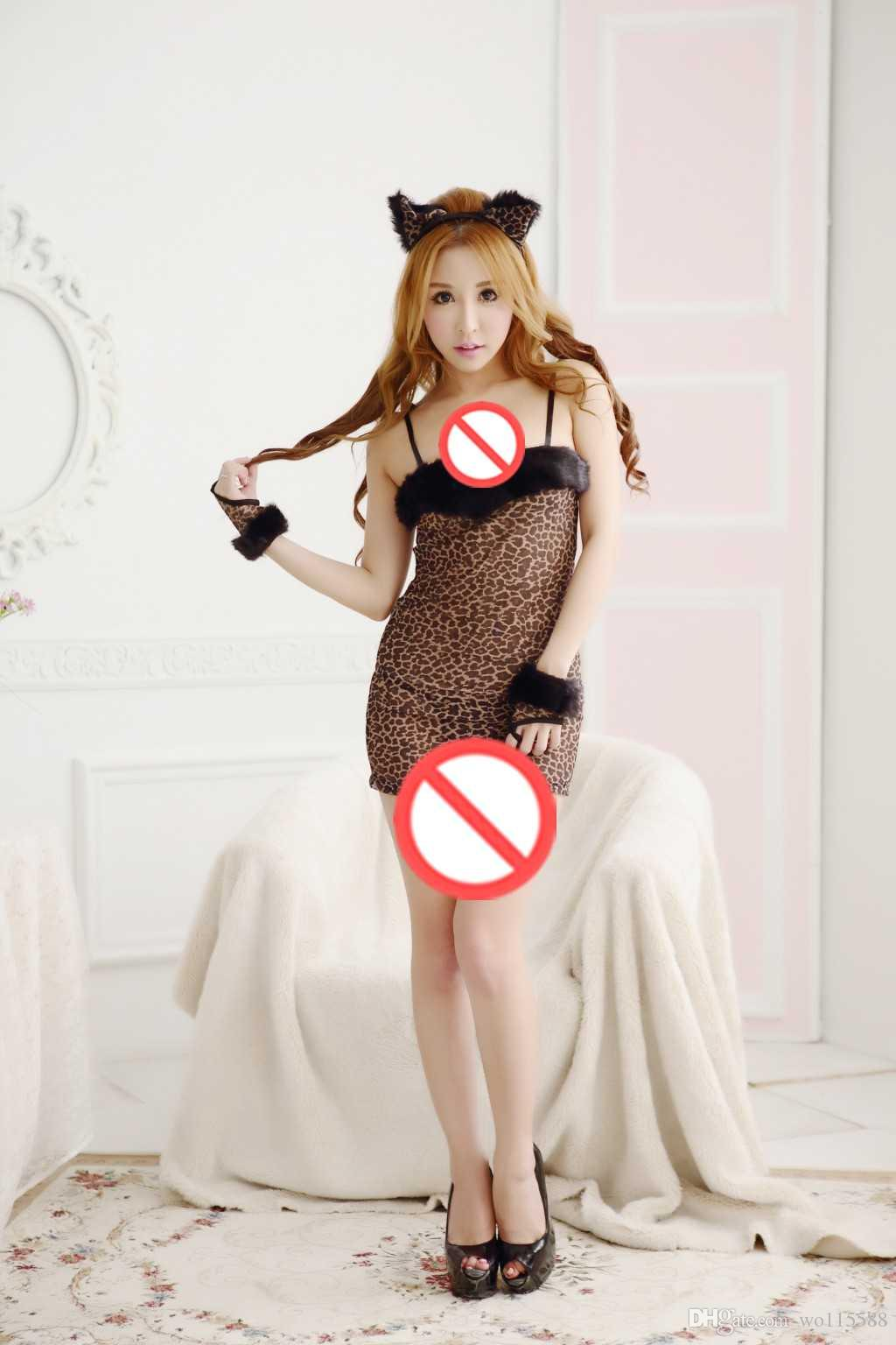 2019 Role Playing Cosplay Rpg Casual Underwear Sexy Cat Girl Uniformly Temptation Kit Bunny Pack From Wo Dhgate Com
