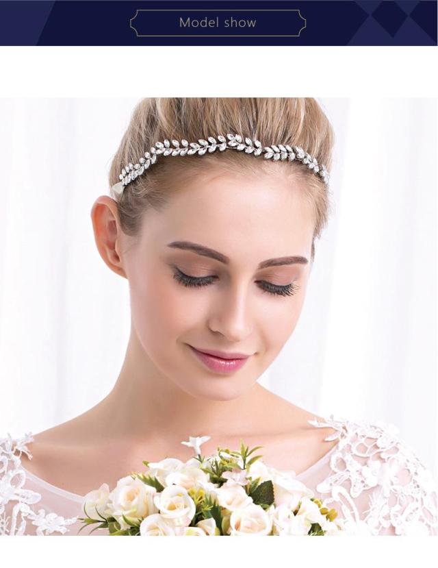 wedding hair bands crystal hair pins bridal hair accessories best wholesale products china market online free shipping