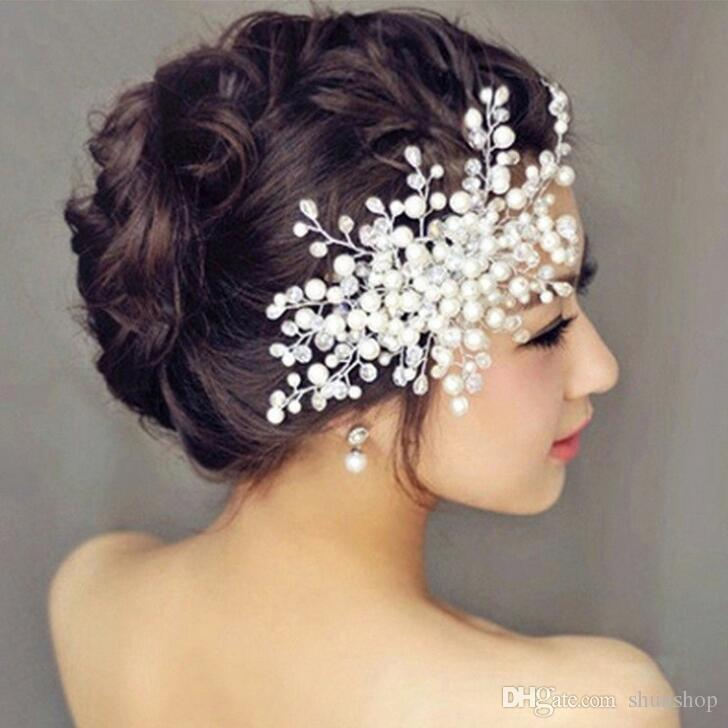 Acheter Lgant Perles De Cristal Feuille De Fleur De