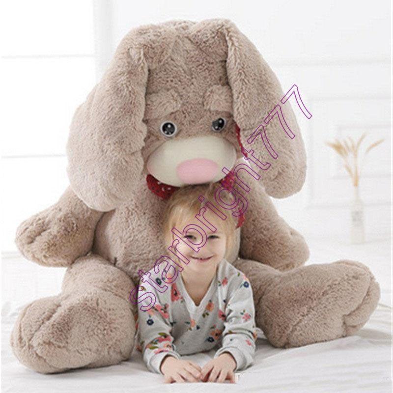 2018 Giant Pop Anime Bunny Plush Doll Big Soft Stuffed