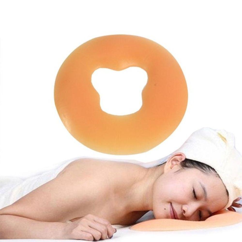nom du produit oreiller couche de gel de silice poids 750g materiel latex naturel taille 30 28 3 cm application visage couleur nu
