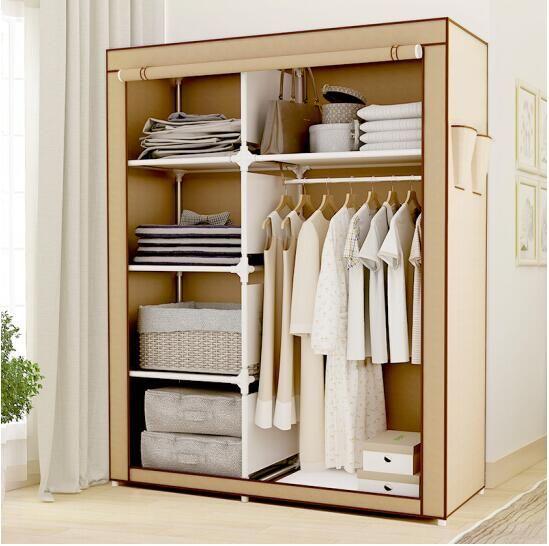 acheter chinaguangdong yicainianhua menage armoire simple colthes armoire armoire multifonctionnel moderne armoire en acier tuyau ycb5628 tissu de 35 18 du