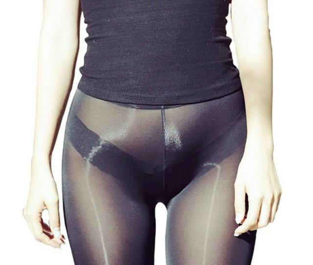 2019 Women Lady Sexy See Through Sheer Long Flare Pants Nylon Tight Legging From Dhwiner 15 07 Dhgate Com