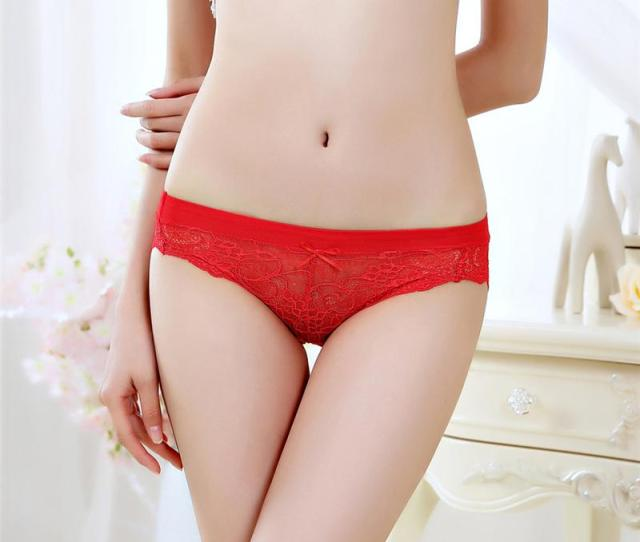 Sexy Panties For Women Underwear Seamless Panties Womens Sexy Lace Panties See Through Nylon Breathable Panty Briefs Underwear From Ohaiiou