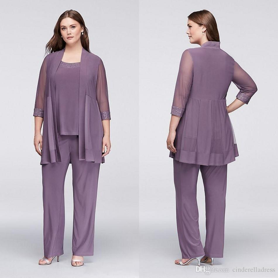 Wedding Trouser Suits For Mother Of The Bride 2