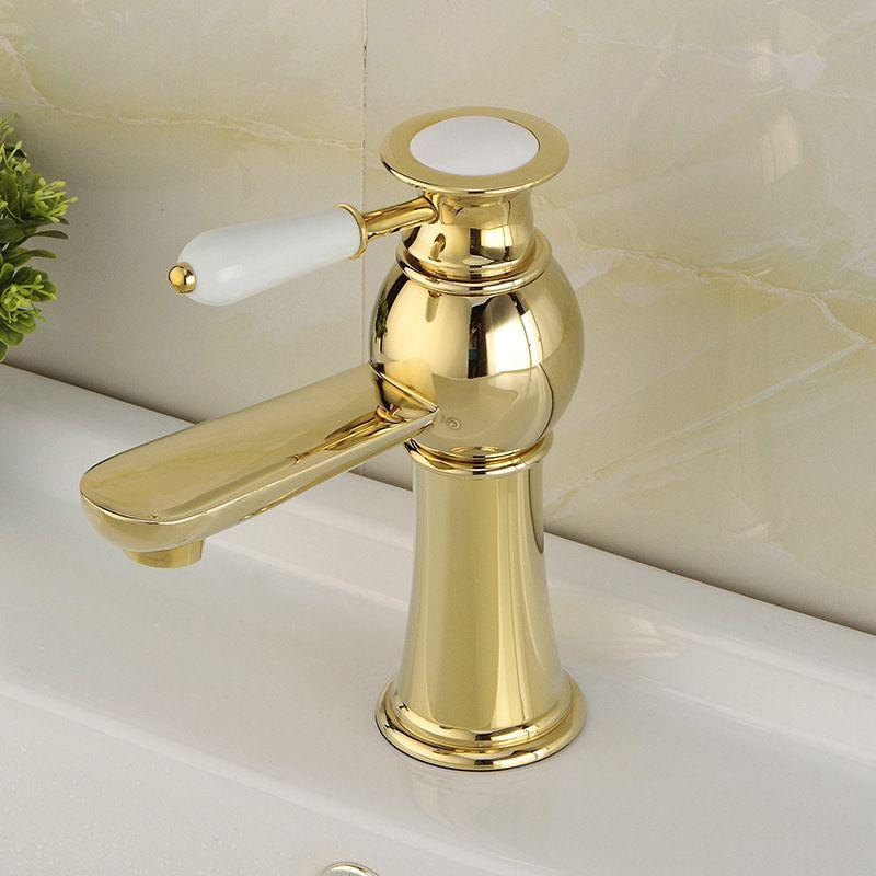 2021 modern modern gold faucet gold