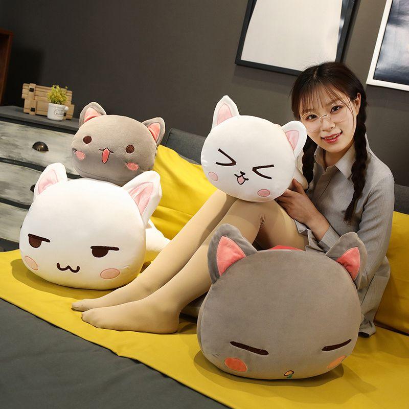 2021 cuddle cat plush soft kitty body