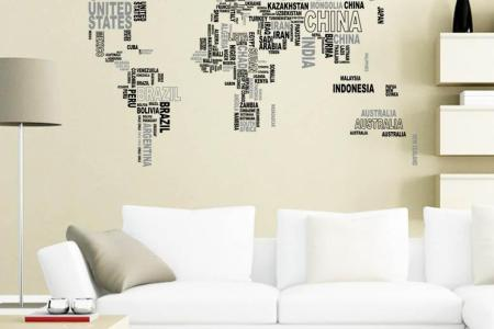World map interior decor full hd maps locations another world world map wall decor antique farmhouse world map wall decor large world map wall mirror day dream com large decorative world map mirrorwall decor vintage gumiabroncs Gallery