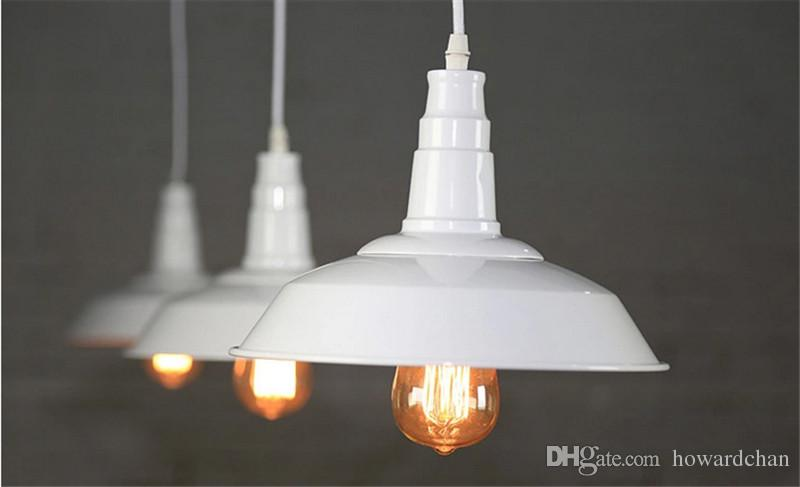 Home Fixture Ceiling Lamp Retro Industrial Iron Vintage