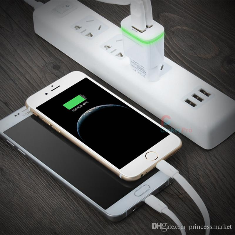 Led Light Iphone 5 Charger