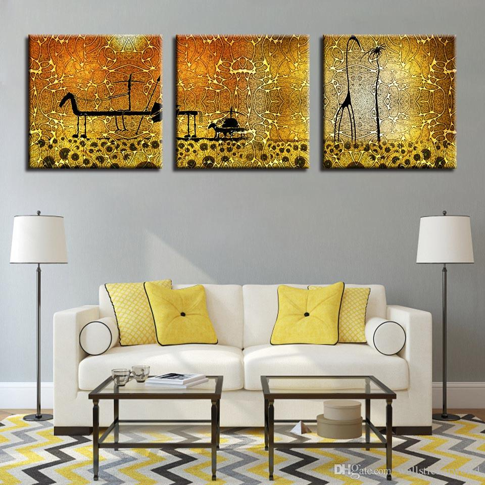 2019 Canvas HD Prints Pictures Frame Living Room Home ... on Room Decor Posters id=89279