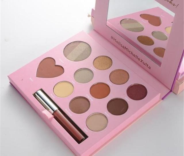 2018 New Uta Beauty Brands Makeup Eye Shadow Lip Gloss Kit Smoky Palette Makeup Shimmer Matte