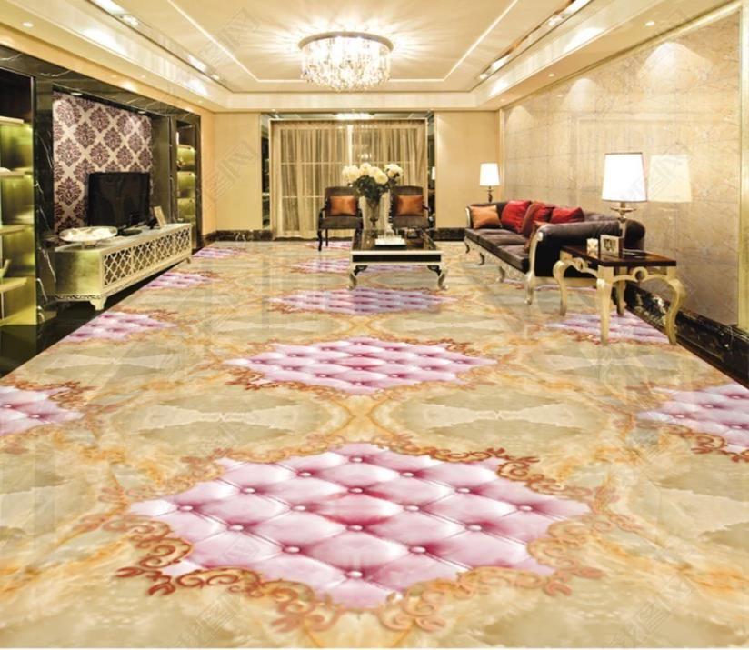 acheter 3d sur mesure salon de sol en marbre fonds decran 3d adhesifs de sol vinyle photo papier peint murale de 18 08 du yeyueman6666 dhgate com