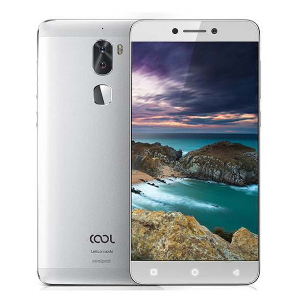 Letv LeEco Cool1 Dual 4G FDD Smart Phone With 5.5Inch 1920*1080 Screen 3G RAM 32G ROM 13.0MP Android M Type C