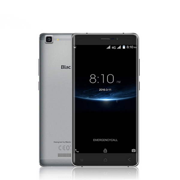 Free case!Blackview A8 Max Mobile Phone 4G LTE Android 6.0 MT6737 Quad Core 5.5 inch 2GB+16GB 8MP 3000mAh SmartPhone