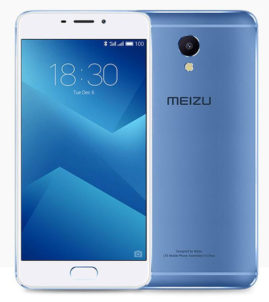 "Original Meizu M5 Note 4G LTE Unlocked Cell Phone Helio P10 Octa Core 16GB/32GB 5.5"" 1920x1080p Fingerprint"