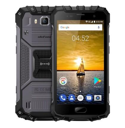 Ulefone Armor 2 Global version Waterproof IP68 4G Android7.0 MobilePhone 5.0inch Octa Core 6GB RAM 64GB ROM 16.0MP NFC Cellphone