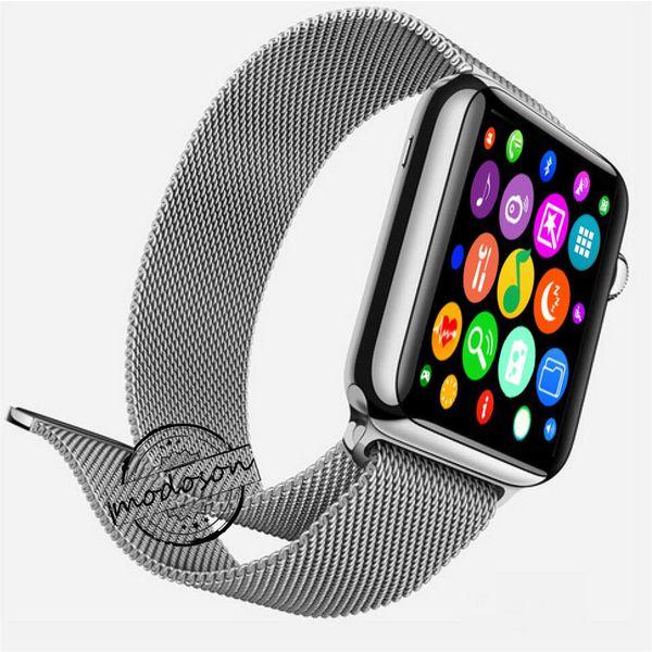 Bluetooth Smart Watch smartwatch iwo 2 second 2rd Generation clock for Android ios apple iPhone Samsung huawei xiaomi meizu man woman watch