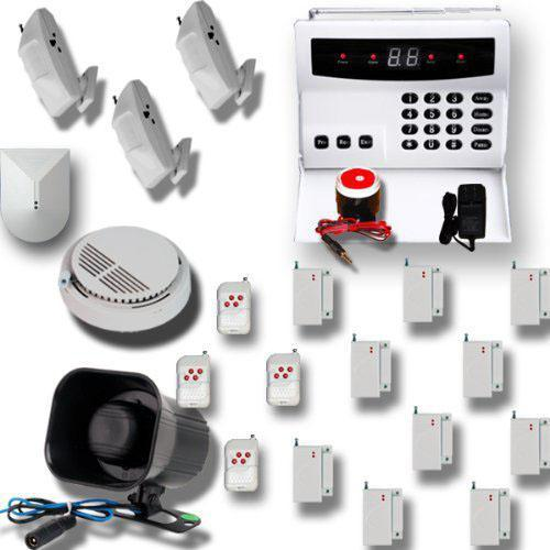 Cheap Wireless Security System