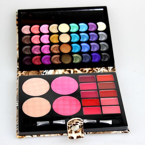 Eye Shadow Palette Make Up Foundation Blush Lipstick Pro 50 Eyeshadow Makeup 8826 Kit Online With