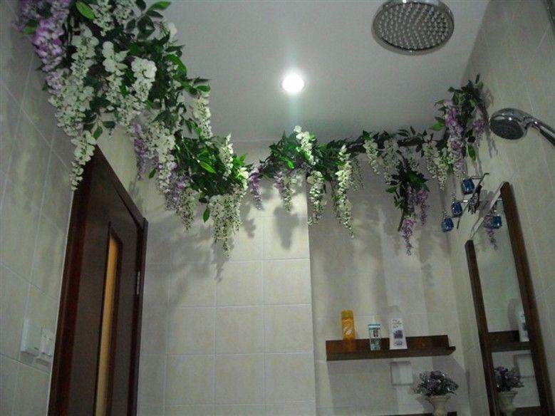 2019 Upscale Artificial Silk Flower Vine Home Decor