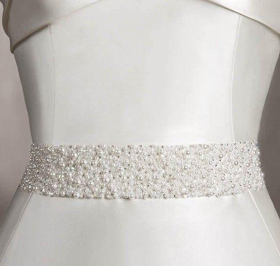 2018 2013 New Fashion Real Hot Glamorous Beads Pearls Belt