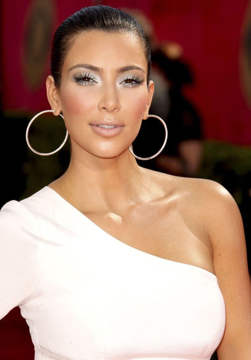 Zsd 013 Kim Kardashian Red Carpet Gown White Mermai One