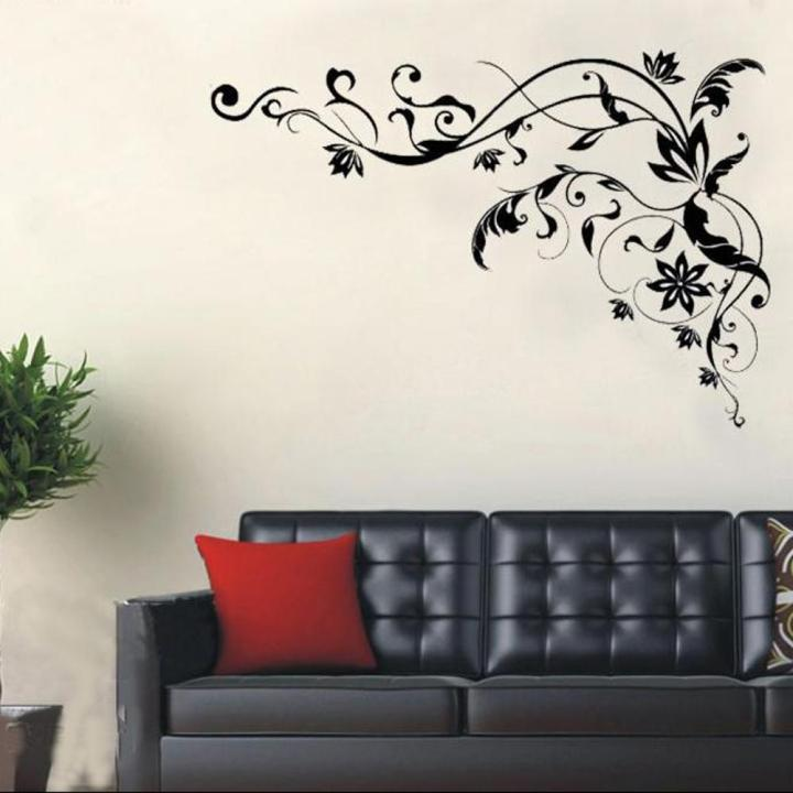 Living Room Wall Decor Stickers | Gopelling.net