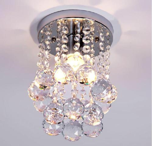 Best Ceiling Lights Modern Crystal Flush Porch Light Mini Crystal     Best Ceiling Lights Modern Crystal Flush Porch Light Mini Crystal Lighting  Vestibule Lighting Ceiling Mounted Led Porch Lighting Led Step Lights Under