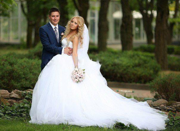 New Ball Gown Princess Wedding Dresses Sweetheart