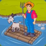 تنزيل ألغاز عبور النهر كاملة : أقوى ألغاز الذكاء والمنطق APK للاندرويد