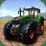 تنزيل لعبة محاكاة الحقل الزراعي Farmer Sim 2015 APK للاندرويد