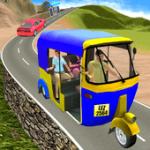 تنزيل لعبة قيادة التوك توك ريكاشة عربة هندية سائق 3D APK للاندرويد