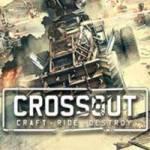 تحميل لعبة سيارات حربية crossout للكمبيوتر