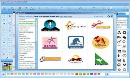 LogoSmartz Logo Maker