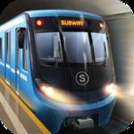 تحميل لعبة القطار Subway Simulator 3D للأندرويد