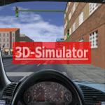 تحميل لعبة تعليم قيادة السيارات 3D Simulator للكمبيوتر