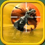تحميل لعبه ديناصورات dino hunter للأندرويد