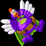 تنزيل لعبة تشيكن انفيدرز Chicken Invaders 4 APK للاندرويد