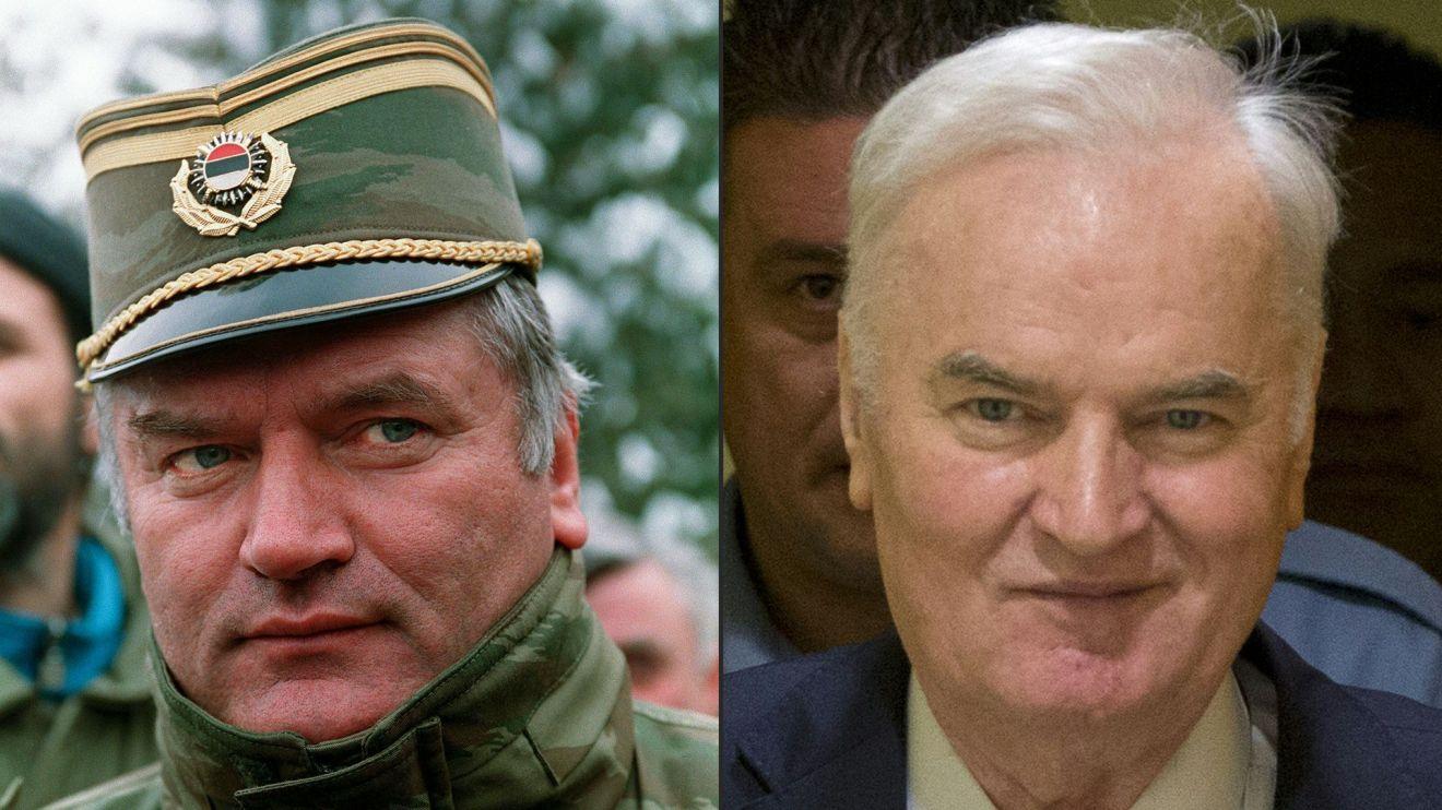 Od svih zločinaca i masovnih ubojica koje sam upoznao Ratko Mladić ...