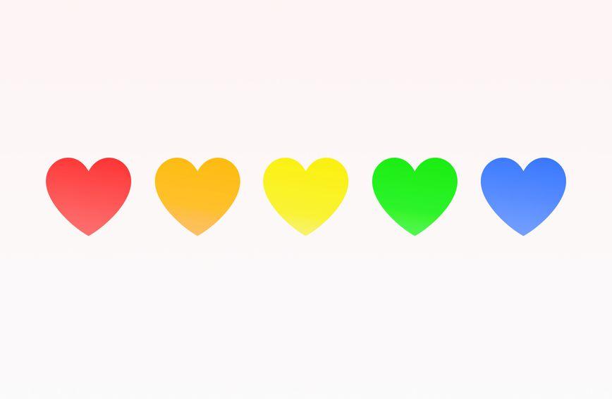 Crveno srce ili srce koje svjetluca? Saznajte što znače omiljeni emotikoni i kada ih koristiti