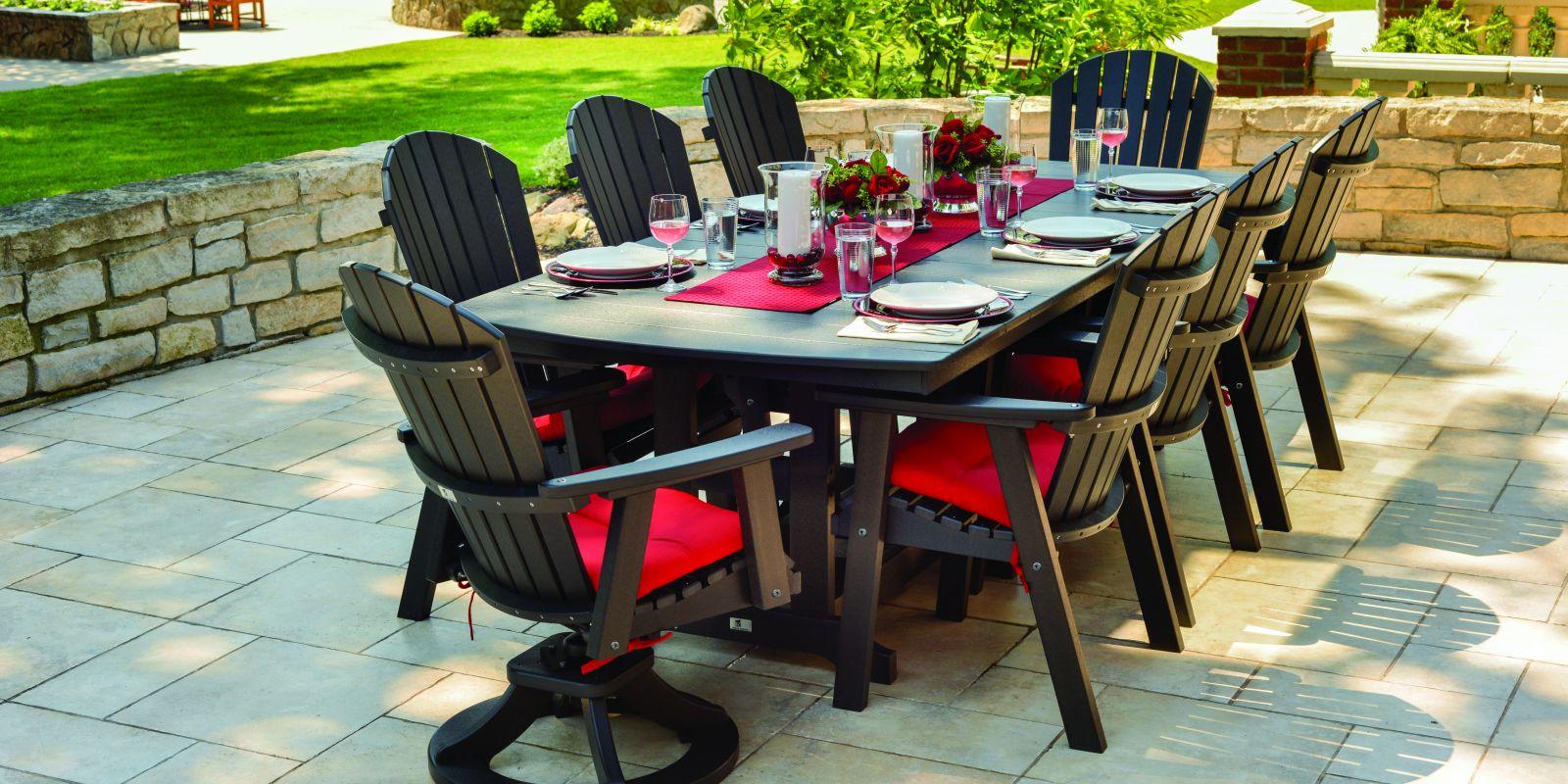 outdoor patio design specialist