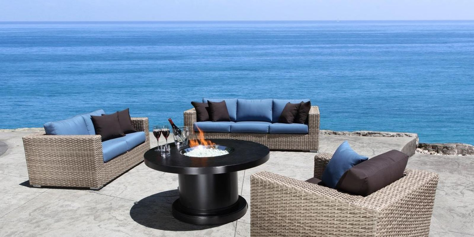 Outdoor Furniture | American Casual Living on Casual Living Patio id=95624
