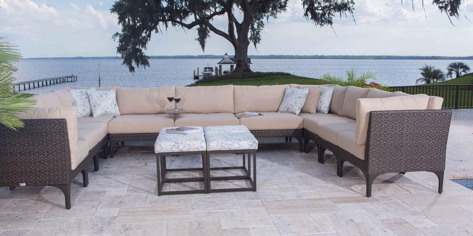 Outdoor Furniture | American Casual Living on Casual Living Patio id=27504