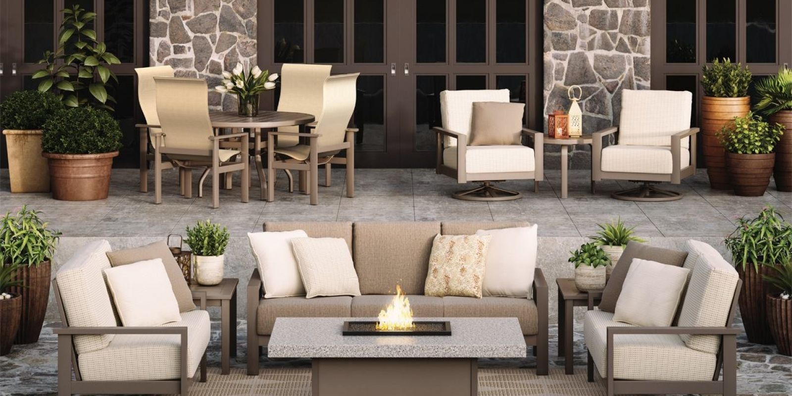 Outdoor Furniture | American Casual Living on Casual Living Patio id=96243