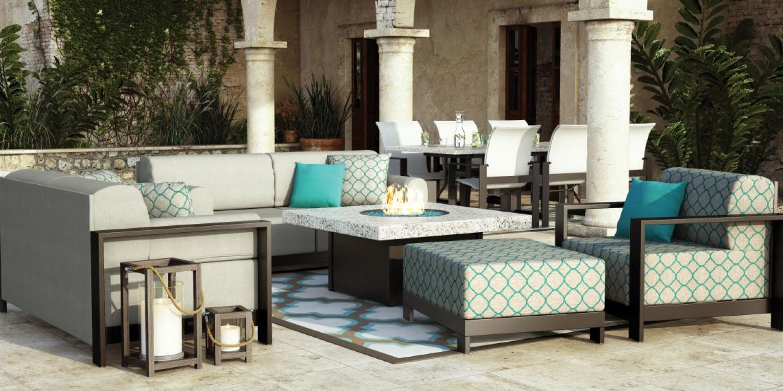 Outdoor Patio Design Specialist | American Casual Living on Casual Living Patio id=94088