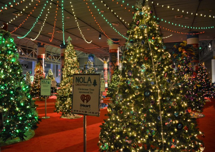 Image result for new orleans christmas fest bring in a coke can