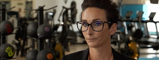 Total Fitness chief executive Sophie Lawler